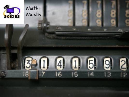 May is Math Month at SCIDES